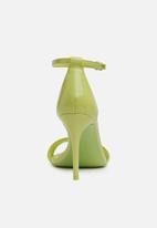 ALDO - Cally stiletto heel - light green