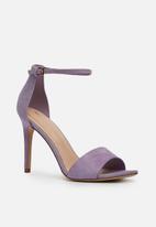 ALDO - Fiolla stiletto heel - lilac