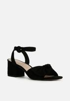 ALDO - Sicinski block heel - black