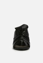 ALDO - Kedeide block heel - black