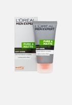 L'Oreal Men Expert - ME Pure & Matte moisturising gel 50ml