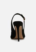 ALDO - Separation stiletto heel - black