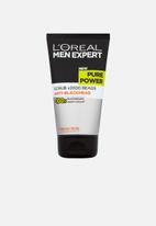 L'Oreal Men Expert - ME Pure Power anti-bacterial scrub 150ml