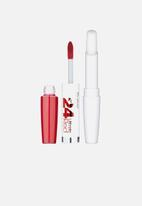 Maybelline - Superstay 24h Lipstick - Cosmic Coral