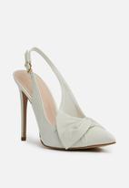 ALDO - Separation stiletto heel - white