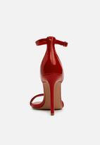 ALDO - Derolila stiletto heel - red