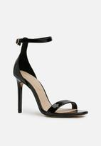 ALDO - Derolila stiletto heel - black
