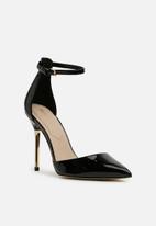 ALDO - Onasa pointed stiletto heel - black