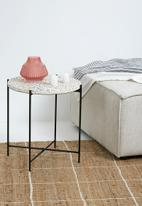 Present Time - Terrazzo side table - multi