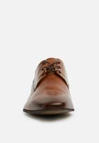 ALDO - Honnorat lace-up - tan