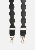 Cotton On - Guitar strap - black