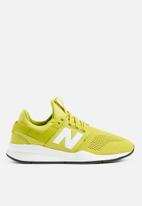 New Balance  - MS247EL - green/white