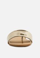 ALDO - Etelin slider - gold