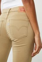 Levi's® - 710 Super skinny jean- beige