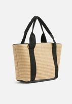 dailyfriday - Anja straw bag - natural