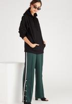 Supré  - Oversized hoodie - black