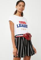 dailyfriday - Charli waistbag - red