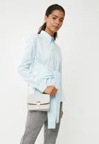 dailyfriday - Gina clutch bag - grey