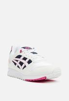 Asics Tiger - Gelsaga - white/pink glo