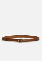Cotton On - Mila belt - tan