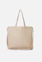 Cotton On - Boss tote - cream
