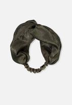 Cotton On - Manhattan headband - khaki