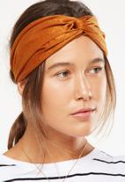 Cotton On - Manhattan headband - orange