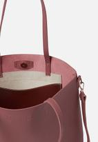 Cotton On - Boss tote - pink