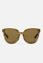 Cotton On - Amelia cateye sunglasses - brown