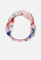 Cotton On - Manhattan headband - pink
