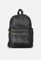 Cotton On - Explore backpack - black