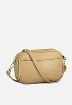 Cotton On - Cameron cross body bag - beige