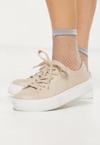 Cotton On - Frieda fancy socks- lilac