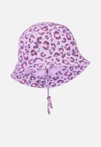 Cotton On - Bucket summer hat - purple