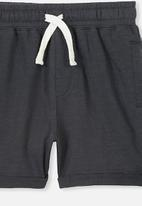 Cotton On - Henry slouch shorts - charcoal