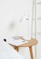 Sixth Floor - Task desk lamp - white