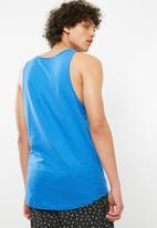 Cotton On - Tbar tank - blue