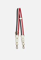 dailyfriday - Striped bag strap - multi