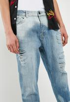 Only & Sons - Beam light blue jeans - blue