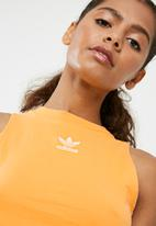adidas Originals - Crop tank - orange