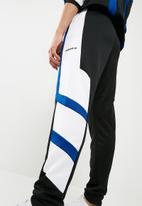 adidas Originals - Eqt block track pants - black & blue