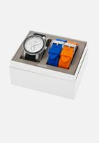 Fossil - Gage multifunction interchangeable strap box set - multi