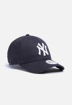 New Era - Kids league basic New York yankees snapback cap - navy & white