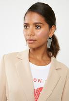 Vero Moda - Tassy tassel earrings