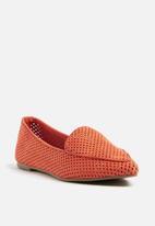 Madison® - Scarlet pump - orange