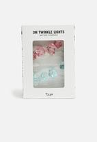 Typo - 3m novelty twinkle lights - gems