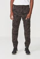 Cotton On - Urban jogger - black & brown