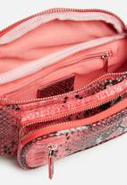 Missguided - Chain link waist bag - pink