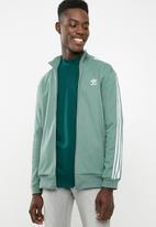 adidas Originals - Beckenbauer tracktop - green/white