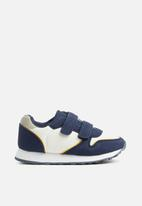 Cotton On - Colour change trainers - dark navy